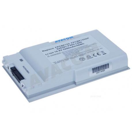 Fujitsu Siemens LIFEBOOK t4220 tablet pc Baterie pro tablet - 5200mAh 6 článků + doprava zdarma + zprostředkování servisu v ČR