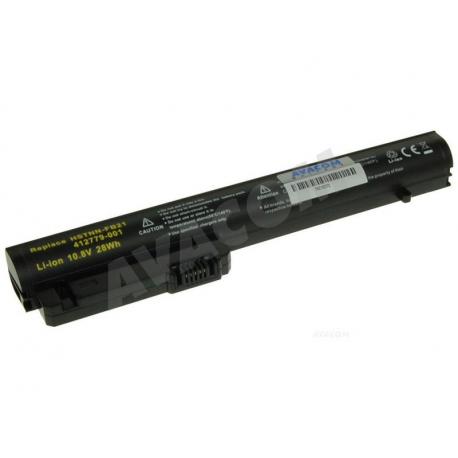 HP 2510p Business Baterie pro notebook - 2600mAh 3 články + doprava zdarma + zprostředkování servisu v ČR