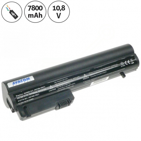 HP Compaq nc2400 Business Baterie pro notebook - 7800mAh 9 článků + doprava zdarma + zprostředkování servisu v ČR