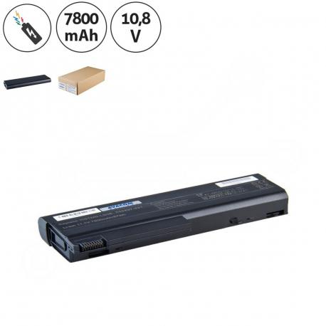 HP ProBook 6550b Baterie pro notebook - 7800mAh 9 článků + doprava zdarma + zprostředkování servisu v ČR