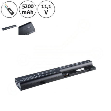 HP EliteBook 2560p Baterie pro notebook - 5200mAh 6 článků + doprava zdarma + zprostředkování servisu v ČR
