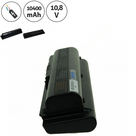 HP / COMPAQ 484170-001 Baterie pro notebook - 10400mAh 12 článků + doprava zdarma + zprostředkování servisu v ČR