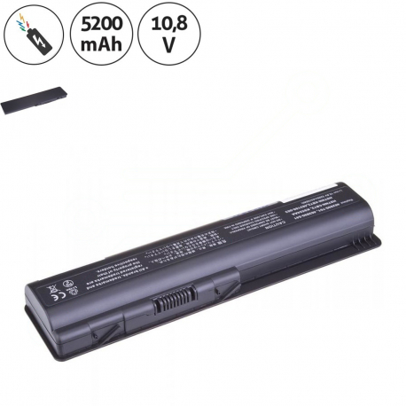 Compaq Presario CQ61-226tu Baterie pro notebook - 5200mAh 6 článků + doprava zdarma + zprostředkování servisu v ČR
