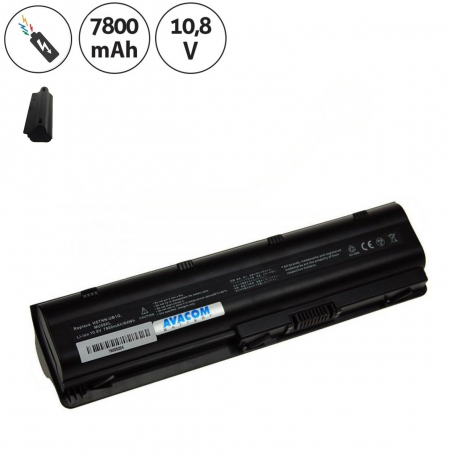 HP G62-a29sa Baterie pro notebook - 7800mAh 9 článků + doprava zdarma + zprostředkování servisu v ČR