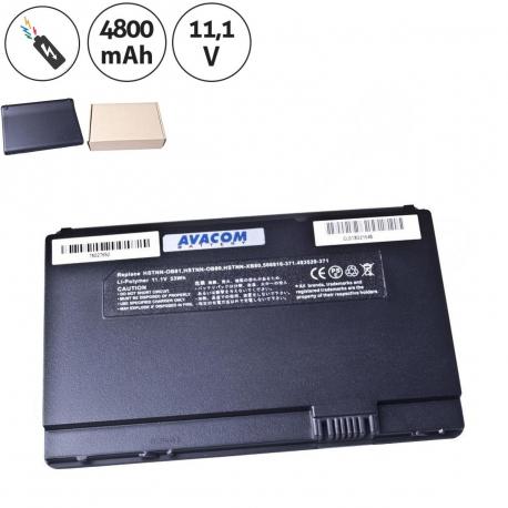 HP Mini 1000 vivienne tam Edition Baterie pro notebook - 4800mAh + doprava zdarma + zprostředkování servisu v ČR