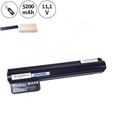 HP Mini 210-1000 vivienne tam Baterie pro notebook - 5200mAh 6 článků + doprava zdarma + zprostředkování servisu v ČR
