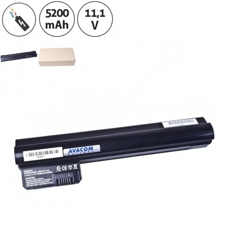 HP Mini 210-1000 Baterie pro notebook - 5200mAh 6 článků + doprava zdarma + zprostředkování servisu v ČR