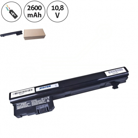 HP Mini 110c-1020ei Baterie pro notebook - 2600mAh 3 články + doprava zdarma + zprostředkování servisu v ČR
