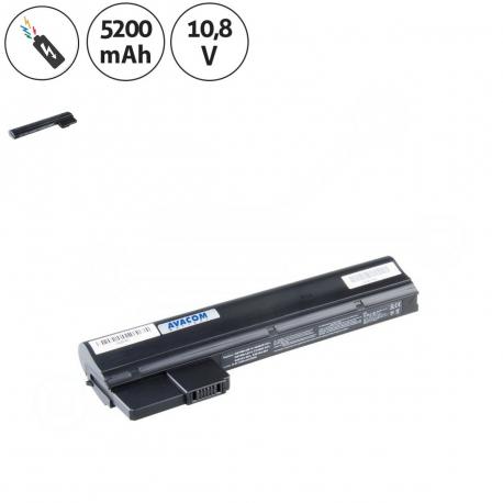 HP Mini 110-3510nr Baterie pro notebook - 5200mAh 6 článků + doprava zdarma + zprostředkování servisu v ČR