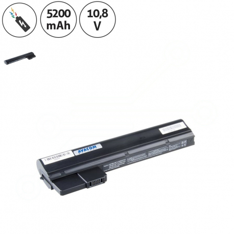HP Mini 110-3520ca Baterie pro notebook - 5200mAh 6 článků + doprava zdarma + zprostředkování servisu v ČR
