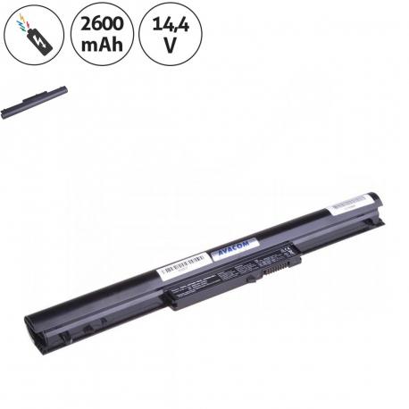 HP Pavilion 15-b001em Sleekbook Baterie pro notebook - 2600mAh 4 články + doprava zdarma + zprostředkování servisu v ČR
